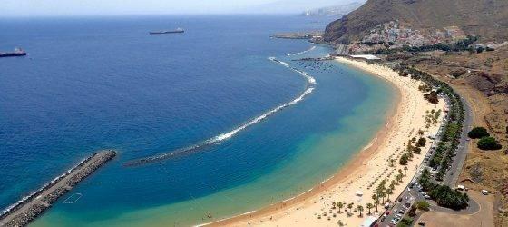 Las Terresitas beach